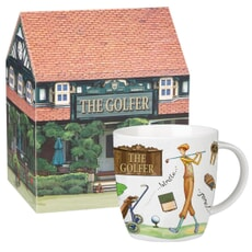 At Your Leisure - The Fisherman Mug