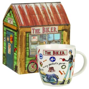 At Your Leisure - The Biker Mug