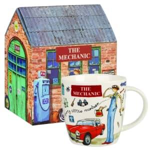 At Your Leisure - The Mechanic Mug