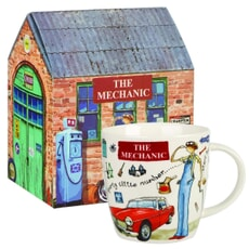 At Your Leisure - The Mechanic Mug