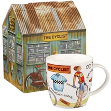 At Your Leisure - The Cyclist Mug