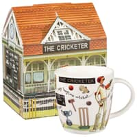 At Your Leisure - The Cricketer Mug