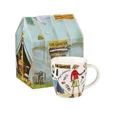 At Your Leisure - The Camper Mug