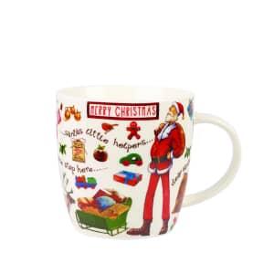 At Your Leisure - Merry Christmas Mug