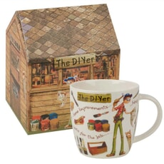 At Your Leisure - The DIYer Mug