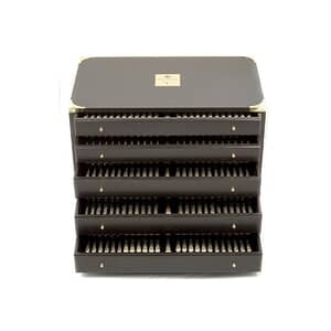 Arthur Price Clive Christian Empire Flame All Gold - 125 Piece Chest