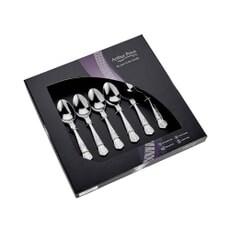 Arthur Price Kings Box Of 6 Tea Spoons