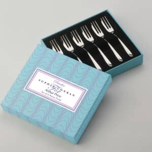 Sophie Conran - Rivelin Pastry Forks Set Of 6