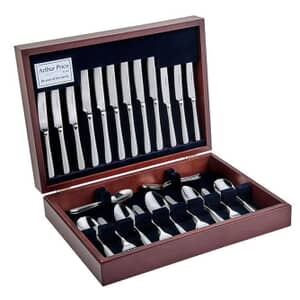 Arthur Price Willow 124 Piece Canteen