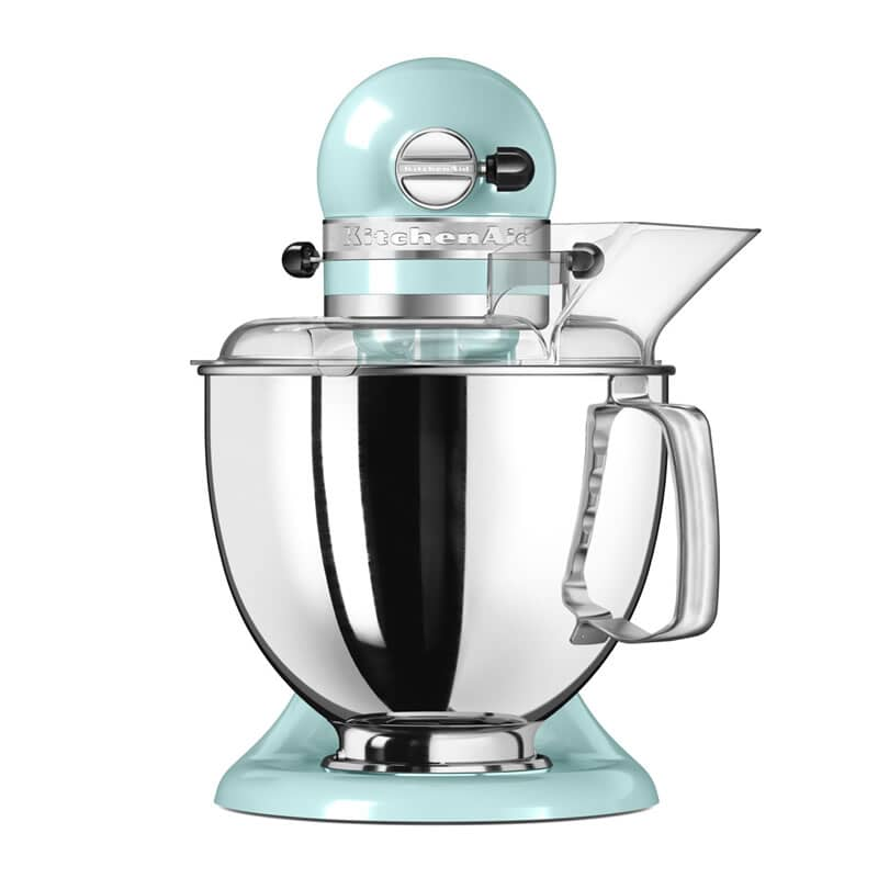 Kitchenaid Ice Blue. Kitchenaid Artisan Mixer 4.8l Ice Blue (5ksm175psbic),  Additional