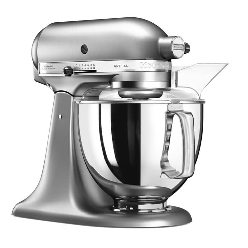 Kitchenaid Artisan Mixer 4 8l Brushed Nickel 5ksm175psbnk