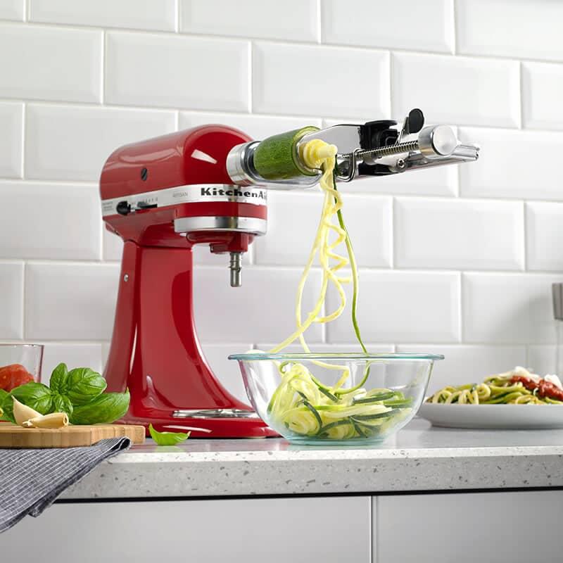 Kitchenaid Spiralizer For Stand Mixers 5ksm1apc