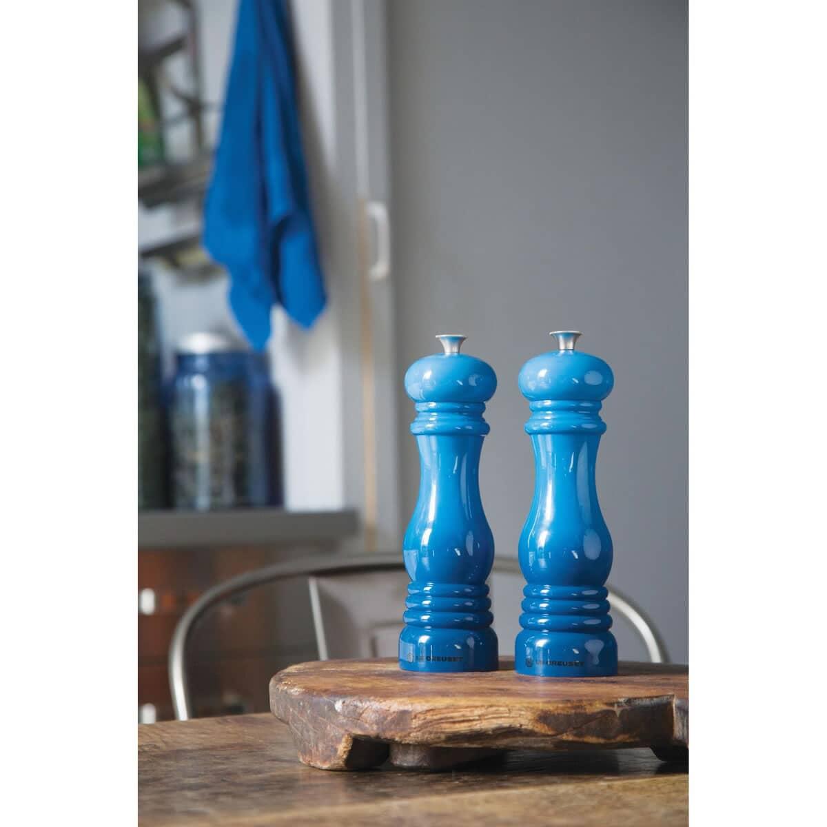 Le Creuset Salt Mill Marseille Blue 9600200020 Ecookshop