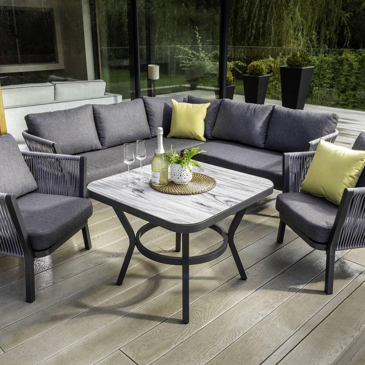 Hartman Signature Dubai Rope Garden Furniture