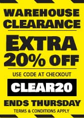 Garden Furniture Warehouse Clearance