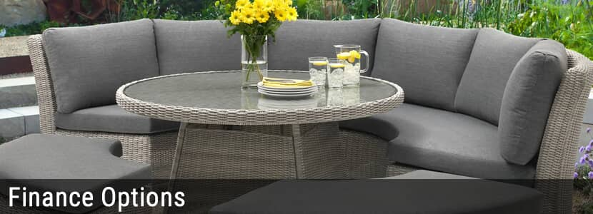Garden Furniture Finance Options