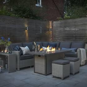 garden furniture sofa/lounge sets