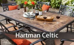 hartman celtic garden furniture
