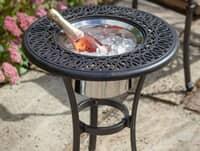 hartman amalfi garden furniture ice bucket