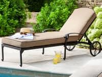 hartman amalfi oval garden furniture set
