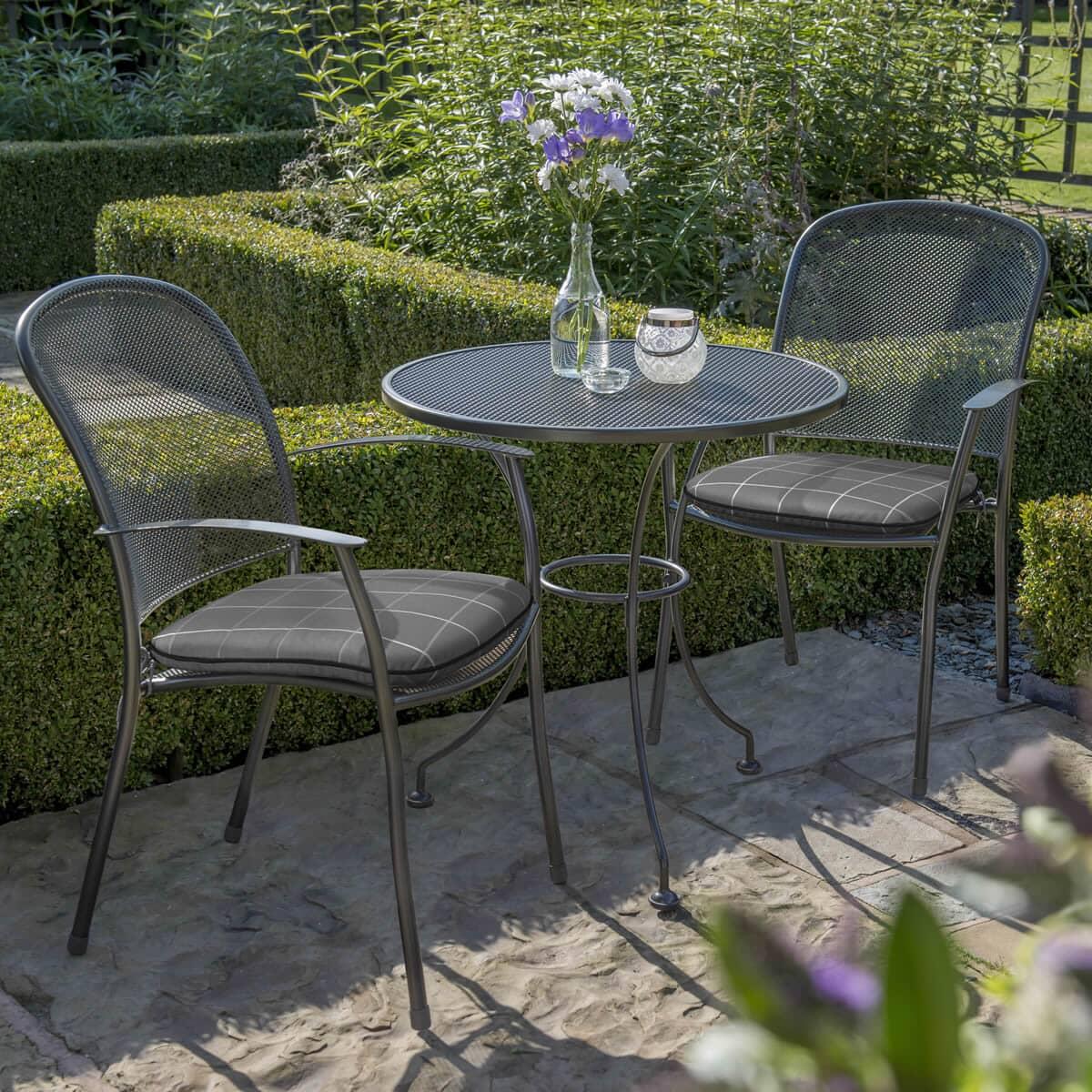 Kettler Caredo 11 Seater Set - (KCGCARSET11) - Garden Furniture World