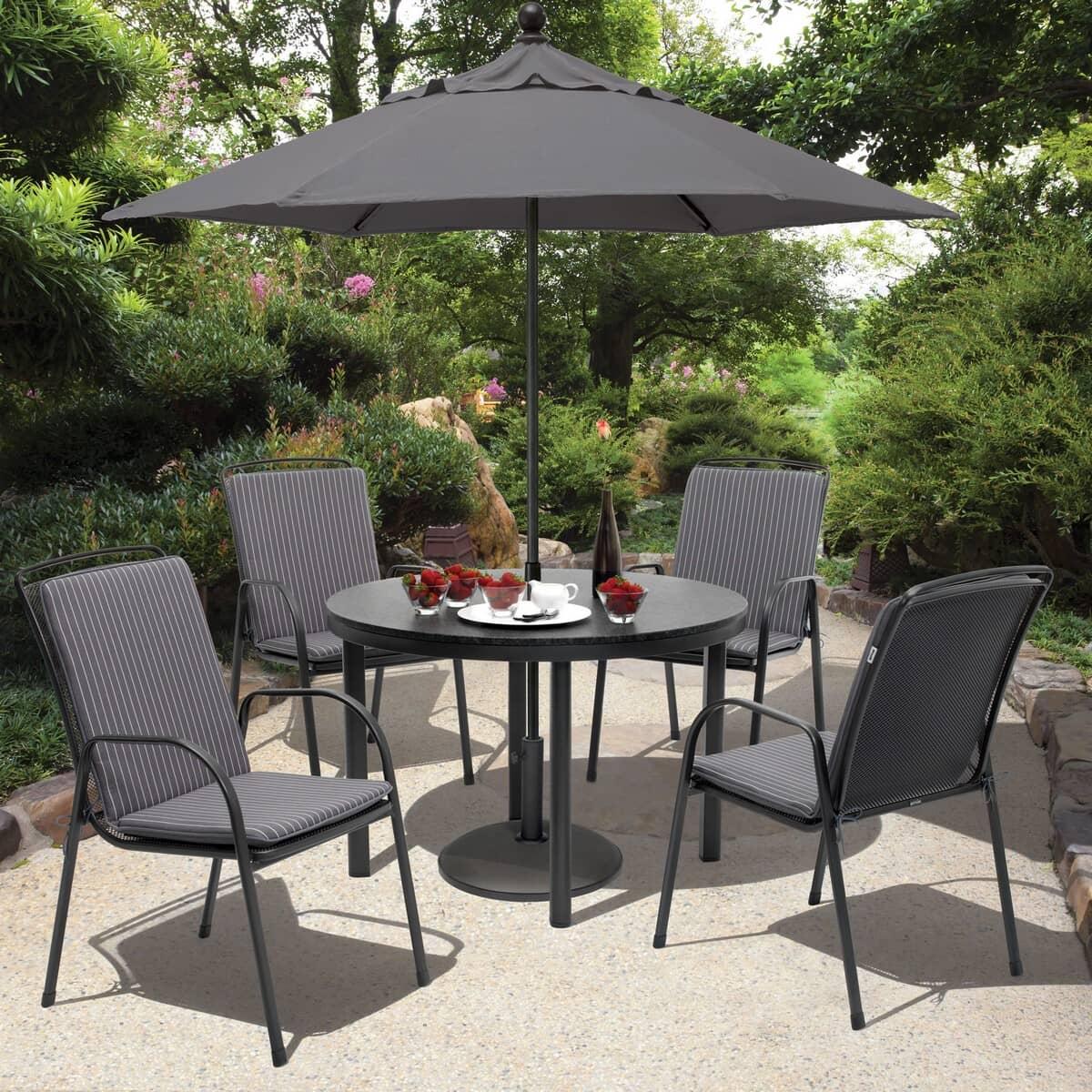 Kettler Savita 4 Seat Set Ksaviset01 Garden
