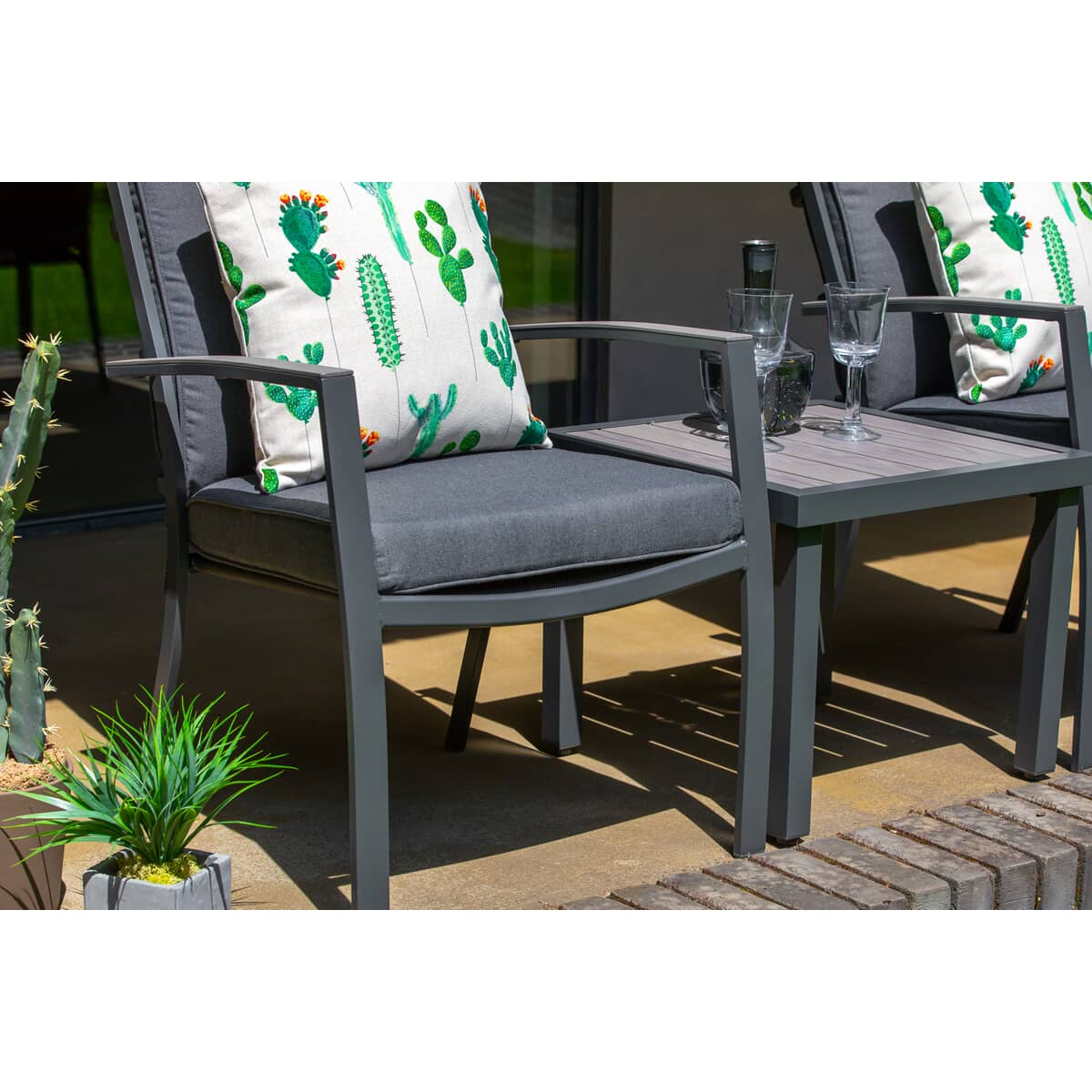 Lg Outdoor Milan Duo Set Mlnset12 Garden Furniture World