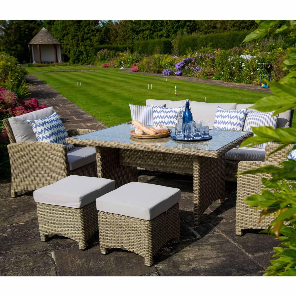 bramblecrest cotswold x16wcocds001 garden furniture. Black Bedroom Furniture Sets. Home Design Ideas