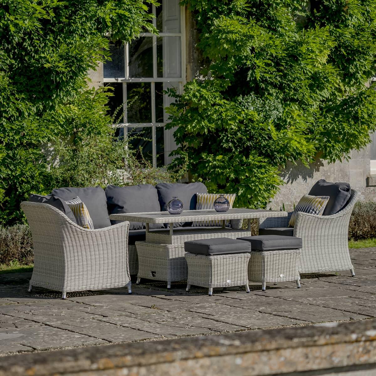 Bramblecrest Monterey 3 Seat Sofa 2 Sofa Armchairs Adjustable