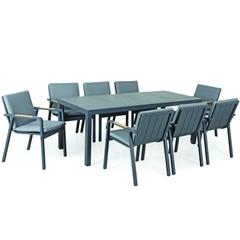 Kettler Paros 8 Seater Dining Set