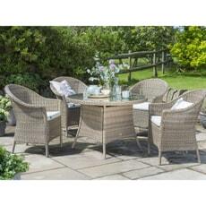 Kettler RHS Harlow Carr - 4 Seat Dining Set
