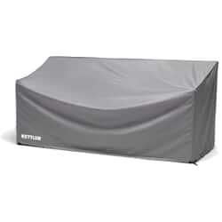 Kettler Protective Cover - Palma 3 Seat Sofa Grey