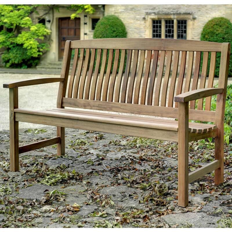 Hartman Chartwell 3 Seater Bench 23210001 Garden