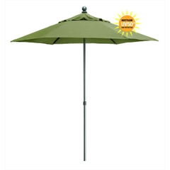 Kettler 2.3m Push Up Parasol Sage