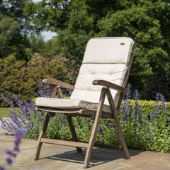 Alexander Rose Sherwood Chair and Cushion Set