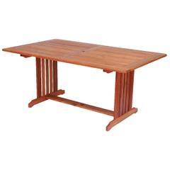 Alexander Rose Cornis Table 1.65 x 1m