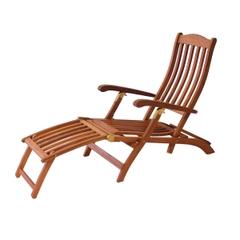 Alexander Rose Cornis Steamer Chair