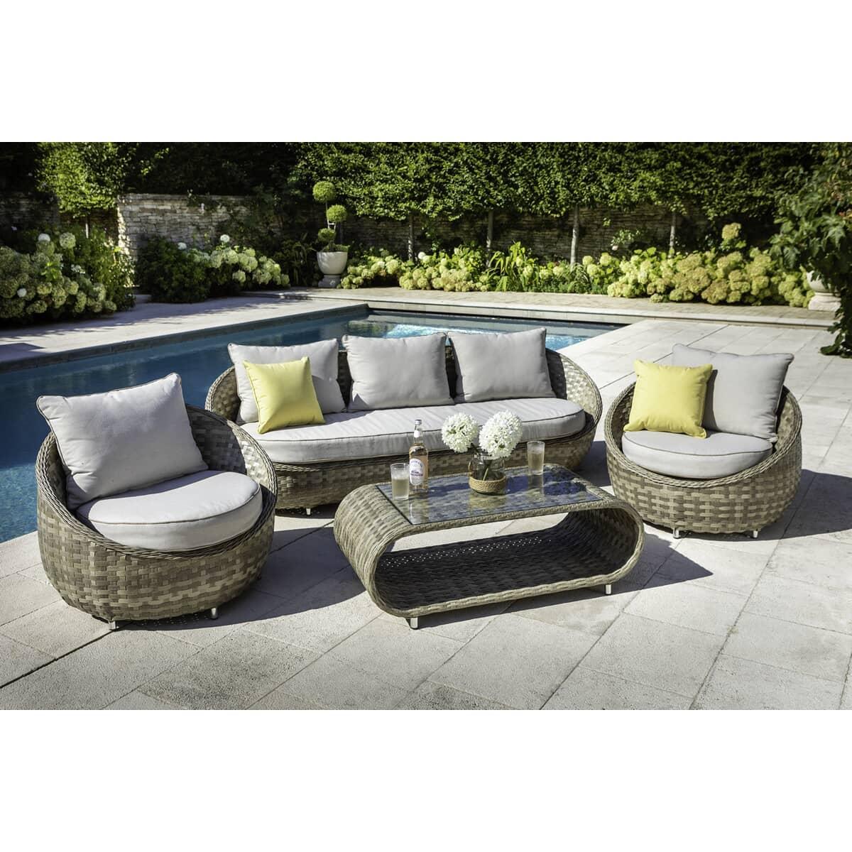 Hartman Signature Monaco Weave Garden Furniture