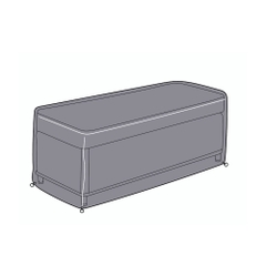 Hartman Heritage Grand Square 2 Seater Bench Cover