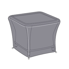 Hartman Heritage Square Side Table Cover