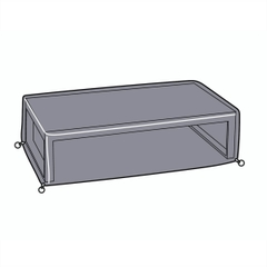 Hartman Vienna 3 Lounge Coffee End Table Cover