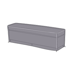 Hartman Heritage 2 Seater Bench Cover