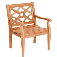 Alexander Rose Mahogany Heritage Dining Chair
