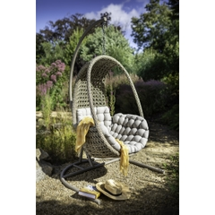 Hartman Heritage Hanging Chair With Cushion Beech/Dove