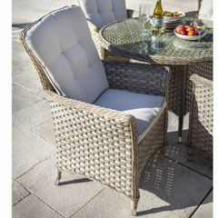 Hartman Heritage Casual Dining Chair - Beech/Dove