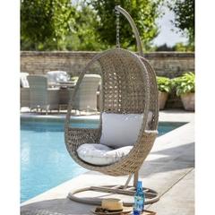 Hartman Heritage Hanging Chair w/cushion Beech/Dove