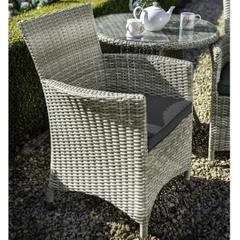 Hartman Westbury Dining Chair with Cushions Ash/Slate