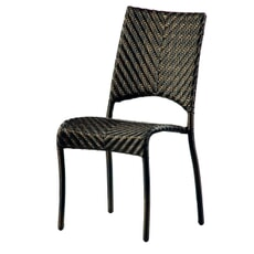 Alexander Rose Ocean Fiji Stacking Dining Chair