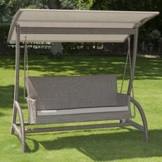 Monte Carlo Swing Seat - Brown/Taupe (2.5mm)
