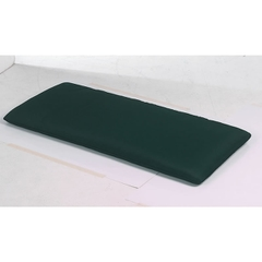 CC 2 Seat Bench Cushion Green